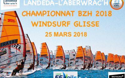 CHAMPIONNAT BZH  WINDSURF À L'ABERWRAC'H  AVIS DE COURSE