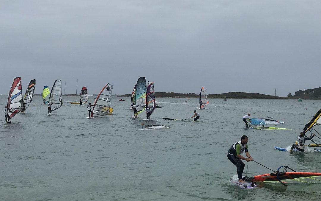 Avis de Course et Inscription Critérium du Finistère Windsurf / Windfoil et Catamaran  Dimanche 27 Septembre